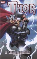 Thor. Latverian prometheus  Cover Image