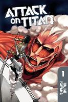 Attack on Titan Book cover