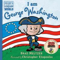I am George Washington  Cover Image