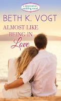 Almost like being in love Book cover