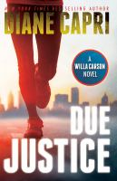 Due justice Book cover