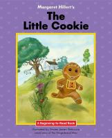 Margaret Hillert's the little cookie Book cover