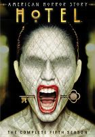 American horror story. Hotel. The complete fifth season  Cover Image
