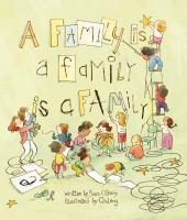 A family is a family is a family Book cover