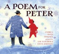 Book cover of A Poem for Peter.
