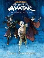 Nickelodeon Avatar, the last Airbender. Smoke and shadow  Cover Image