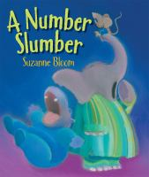 A number slumber Book cover
