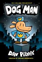 Dog Man  Cover Image