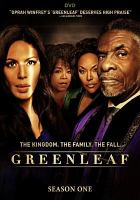 Greenleaf. Season one Book cover
