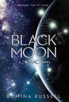 Black moon  Cover Image