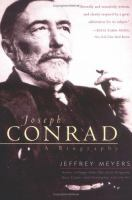 Go to record Joseph Conrad : a biography
