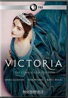 Victoria. The complete first season  Cover Image