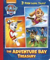 The Adventure Bay treasury. Book cover