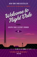 Welcome to Night Vale : a novel Book cover