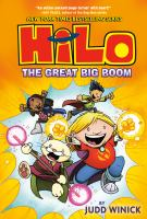 Hilo. Book 3 The great big boom Book cover