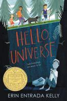 Hello, universe Book cover