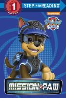 Mission paw Book cover