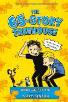 The 65-story treehouse Book cover