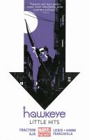 Hawkeye. Little hits  Cover Image