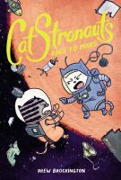 CatStronauts : race to Mars Book cover