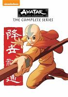 Avatar, the last airbender. Book 2, Earth  Cover Image
