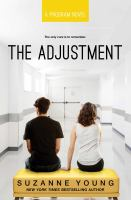 The Adjustment Book cover