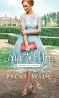 True to you Book cover