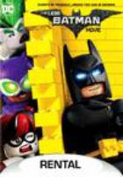 The LEGO Batman movie  Cover Image