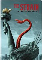 The strain. The complete third season. Cover Image