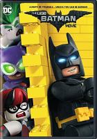 The LEGO Batman movie Book cover