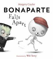 Bonaparte falls apart Book cover