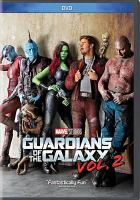 Guardians of the galaxy. Vol. 2 Book cover