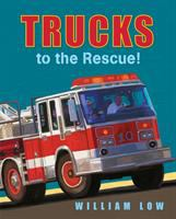 Trucks to the rescue! Book cover