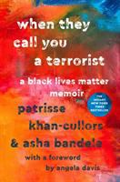 When they call you a terrorist : a Black Lives Matter memoir Book cover