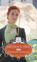 Freedom's price Book cover