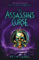 The assassin's curse Book cover