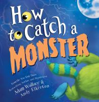 How to catch a monster Book cover