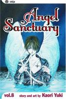 Angel sanctuary. Vol. 8  Cover Image