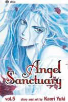 Angel sanctuary. Vol. 5  Cover Image