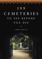 199 cemeteries to see before you die  Cover Image