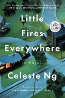 Little fires everywhere : a novel  Cover Image