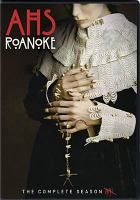 American horror story. The complete season 6, Roanoke. Cover Image