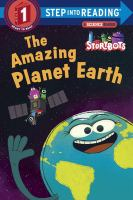 The amazing planet Earth Book cover
