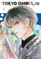 Tokyo ghoul:re Book cover