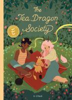 The Tea Dragon Society Book cover