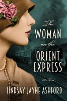 The woman on the Orient Express  Cover Image