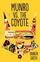 Munro vs. the coyote Book cover