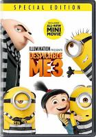 Despicable me 3 Book cover