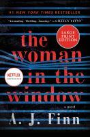 The woman in the window by A.J. Finn.