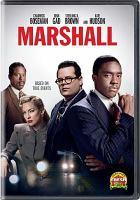 Marshall  Cover Image